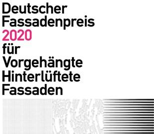 Deutschen Fassadenpreis 2020 für VHF