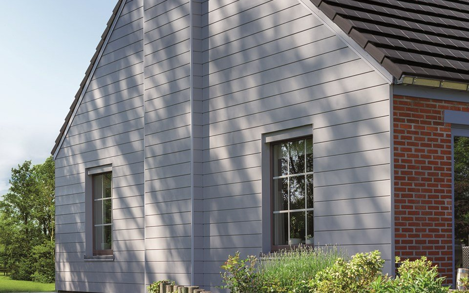 6 reasons to choose for cedral clading weatherboard house