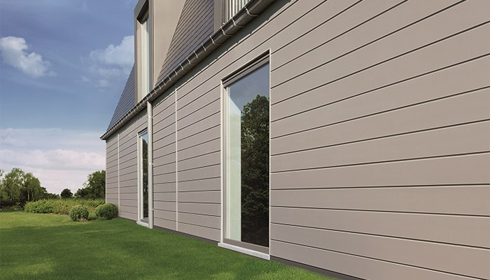 Cedral cladding: affordable and beautiful