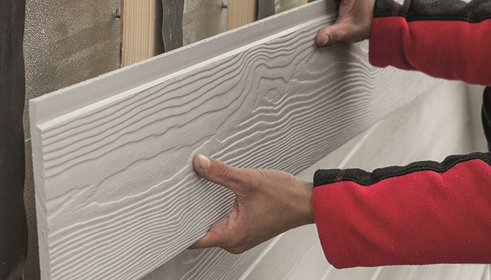 How to install Cedral sidings on your facade yourself