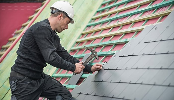 Is it possible to get a guarantee on the roofing works or materials?