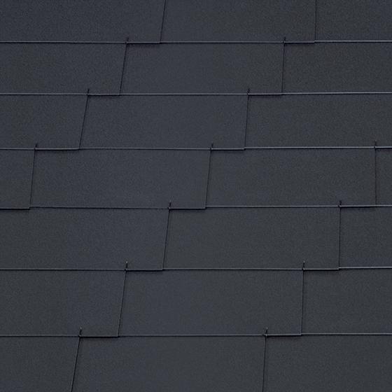 Horizontal Pattern Fiber Cement Slate Cedral