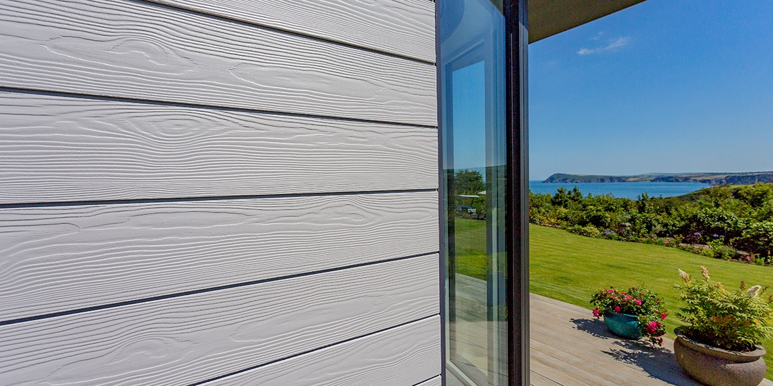 Cedral Click tongue and groove wood effect fibre cement cladding